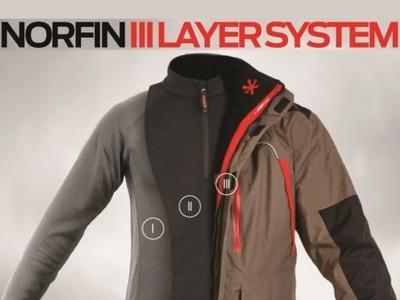 Как правильно одеваться на рыбалку - послойная система Норфин (Norfin Layer System)