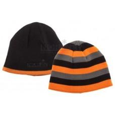 2 в 1! Двухсторонняя шапка Norfin Discovery Gray