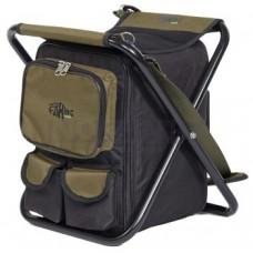 Cтул-сумка с алюминиевым каркасом Norfin Luton NF туристический
