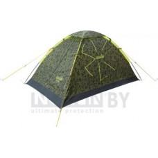 Палатка NORFIN Ruffe 2 треккинговая однослойная