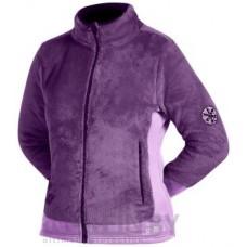 Куртка женская флисовая Norfin Moonrise Violet