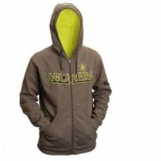Куртка байковая NORFIN HOODY GREEN с капюшоном