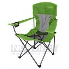 Кресло складное Norfin Raisio NF туристическое с подлокотниками